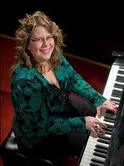 Arlene McDaniel will performswing jazz, 5-6:25 p.m.,