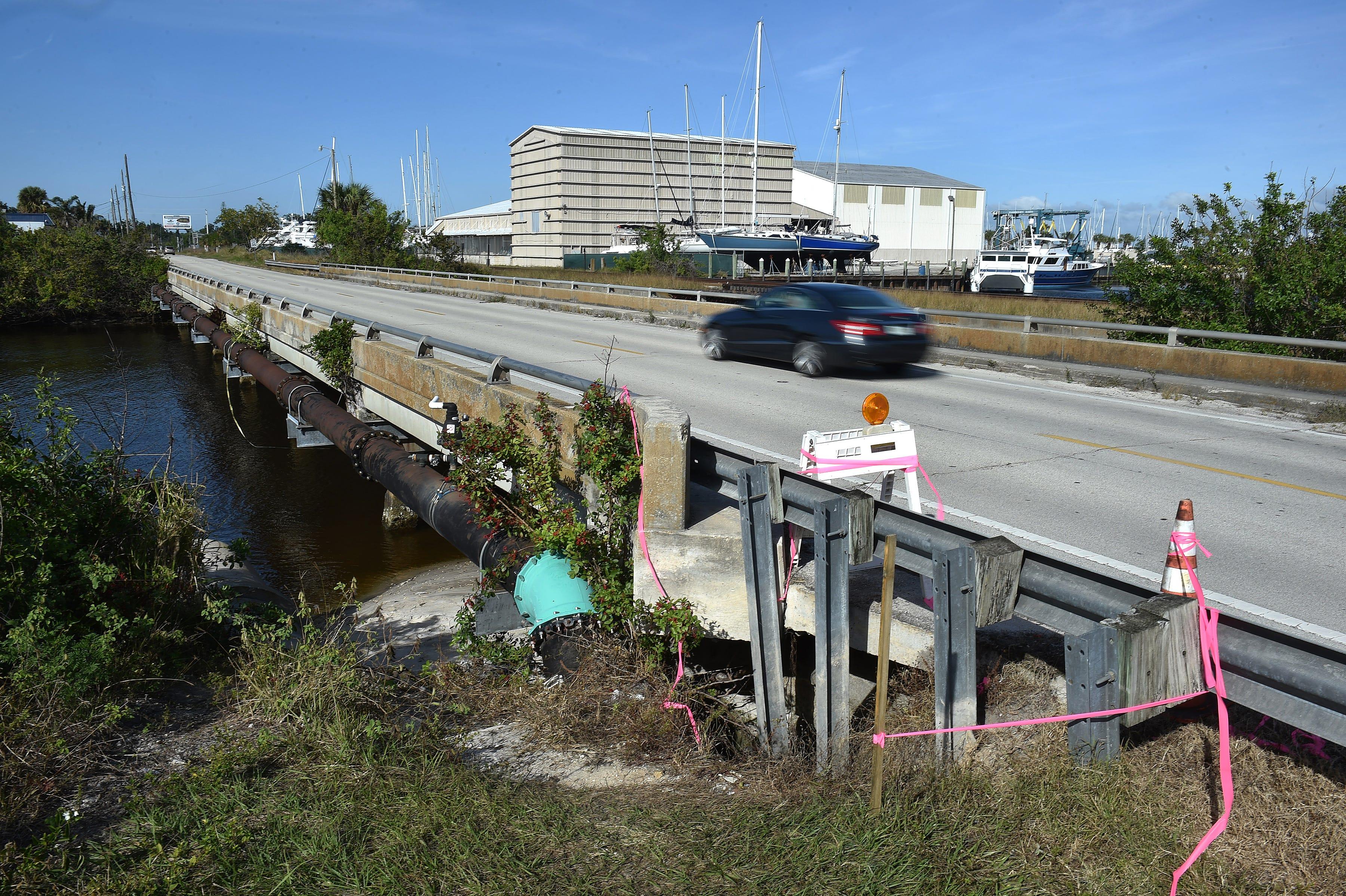Repair of roads due to unused funds 55