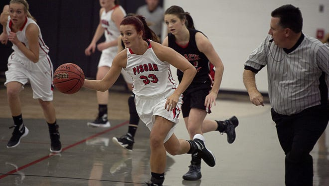 Pisgah senior Brooklyn Allen is the latest recipient of the Mission Health Spotlight Performance of the Week award.