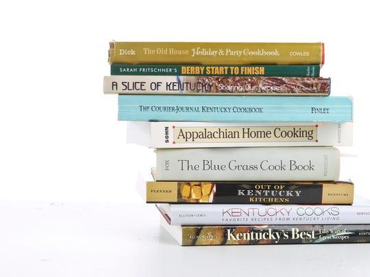 Kentucky cookbooks