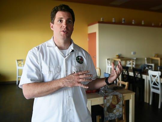 Caputo Brothers Creamery co-owner David Caputo talks