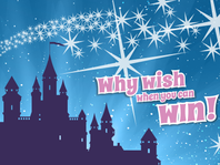 Enter to win a magical trip for four!