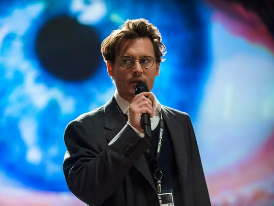 Review: 'Transcendence'