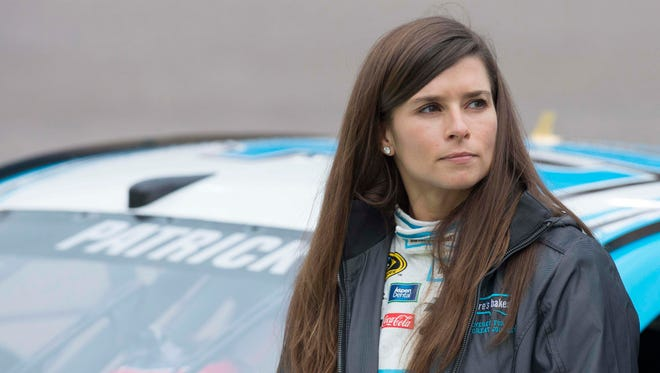Danica Patrick finished 24th in the standings for the second consecutive season.