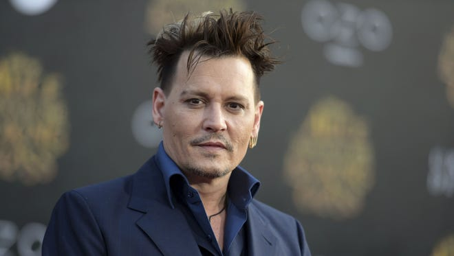 Johnny Depp's former business managers countersued the actor on Tuesday.
