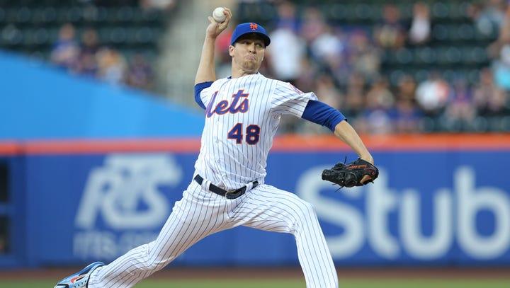 Subway Series pitching matchups for New York Yankees vs. NY Mets