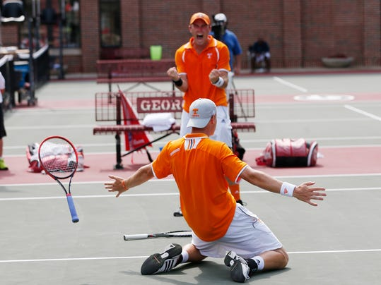 NCAA Men's Finals Tennis