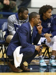 Gates Chili boys head basketball coach Terry Nowden played college basketball Monroe Community College and Virginia Union in Richmond, Va.