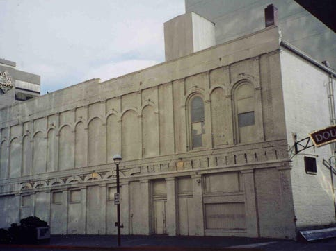 Demolition on downtown Reno's oldest building is set to start this week