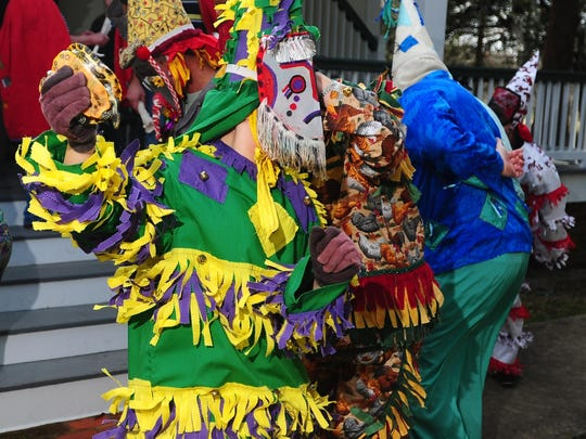 The countryside Mardi Gras runs take center stage when Vermilionville hosts its annual Courir de Mardi Gras at 11:30 a.m. Sunday.