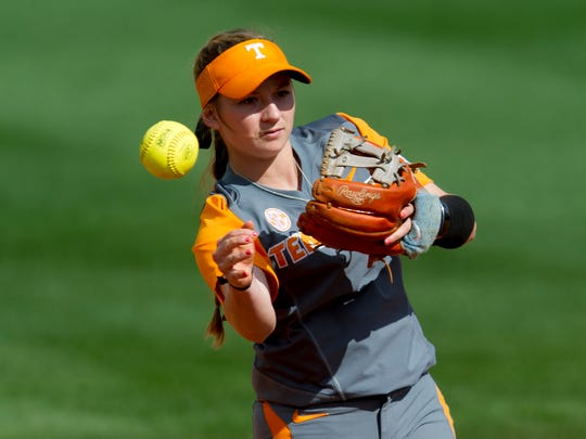 Tennessee's Aubrey Leach says she wishes her grandmother
