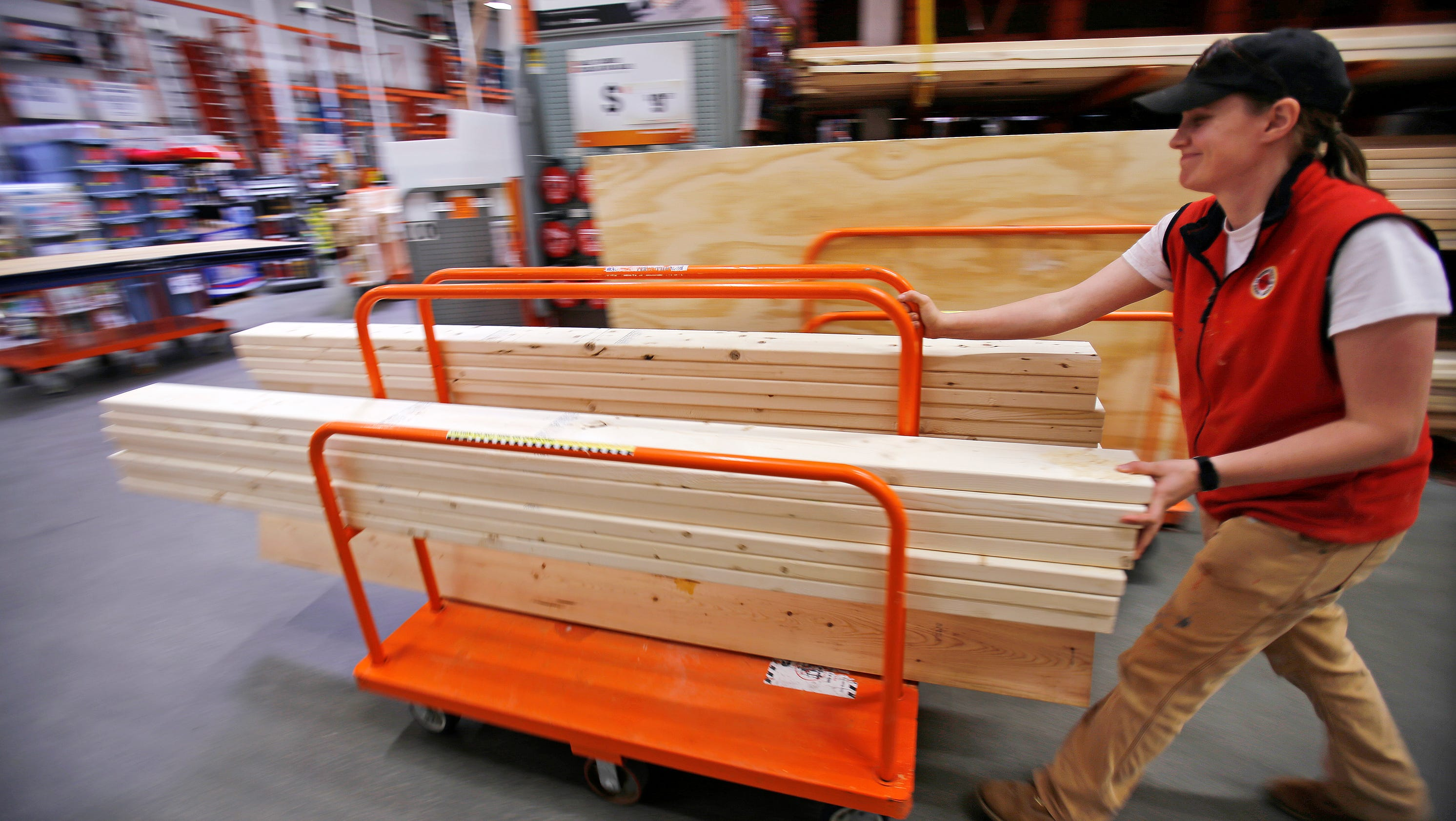 Home depot earnings jump beat estimates for R home depot