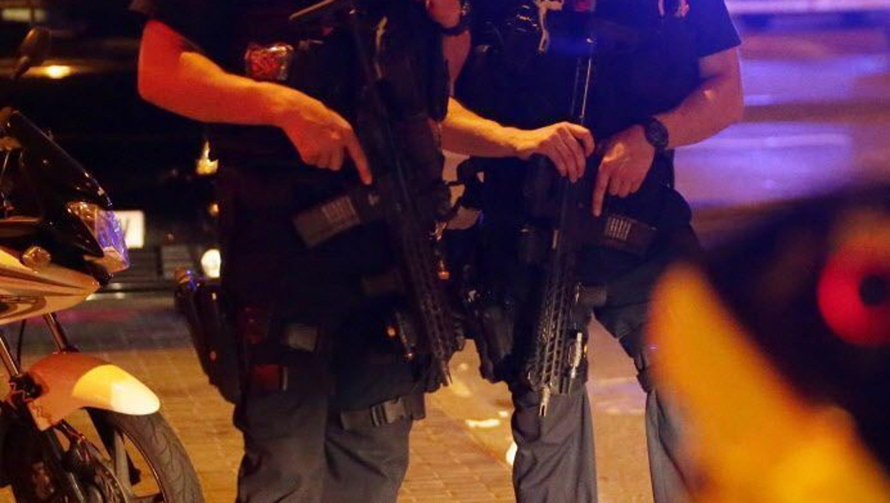 Police: Van strikes worshipers near London mosque
