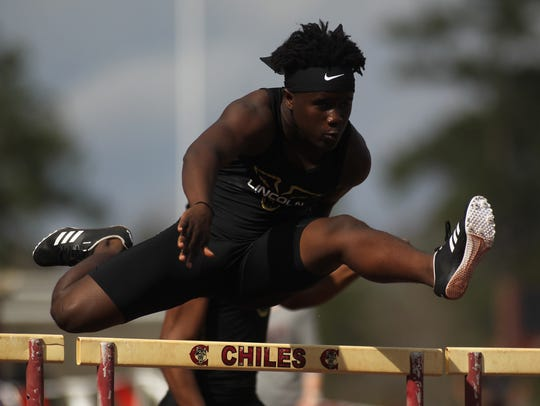 The 2018 Chiles Track & Field Relays