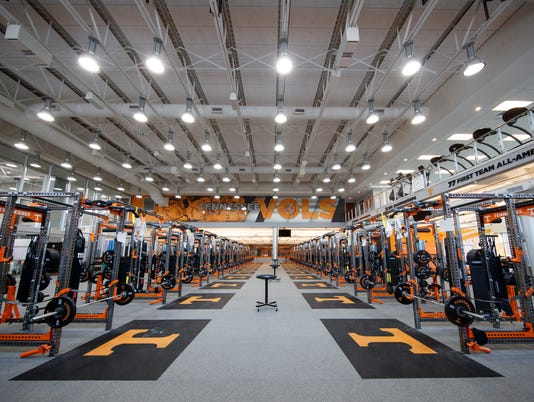 LaPorte Strength & Conditioning Facility