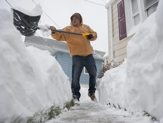 After blizzard, federal disaster loans offered in 7 counties