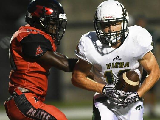 High School Football: Viera at Palm Bay