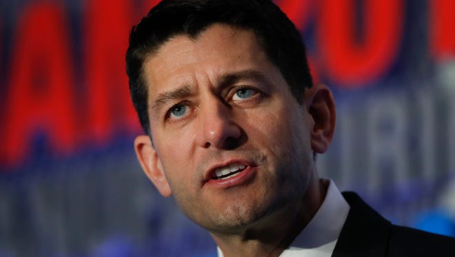 """Wisconsin Republican and House Speaker Paul Ryan appeared on the PBS show """"Finding Your Roots With Henry Louis Gates Jr."""""""