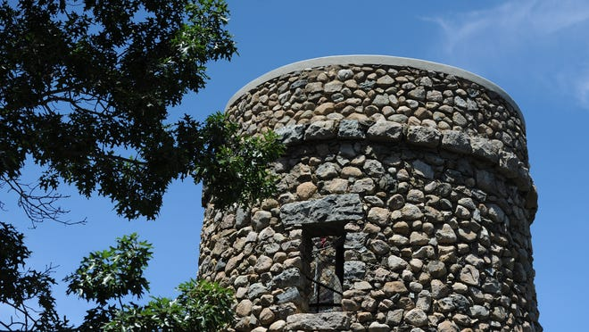 The historic Scargo Tower has been closed since November 2018 over safety concerns. Repairs are now complete, although some additional money may be sought in the next year or two to finish repointing the bottom third of the 28-foot structure.