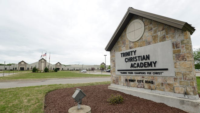 A lawsuit has been filed against Trinity Christian Academy by the parents of a former student in Madison County Chancery Court.