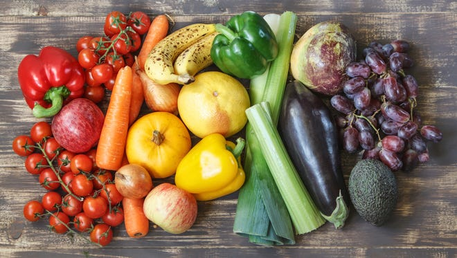 "The DASH diet is a ""plant-based eating plan"" rich in fruits, vegetables, grains and other foods that grow fromt he ground."