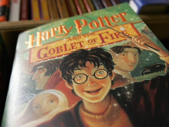 """""""Harry Potter and the Half-Blood Prince."""""""