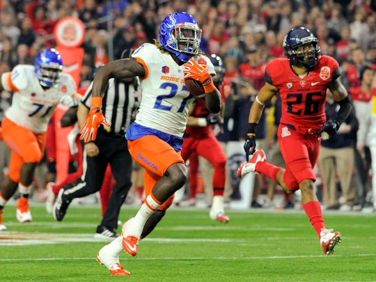 Could Boise State's Jay Ajayi be the Colts answer at RB?