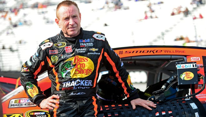 Mark Martin regrets throwing away trophies he earned early in his career.