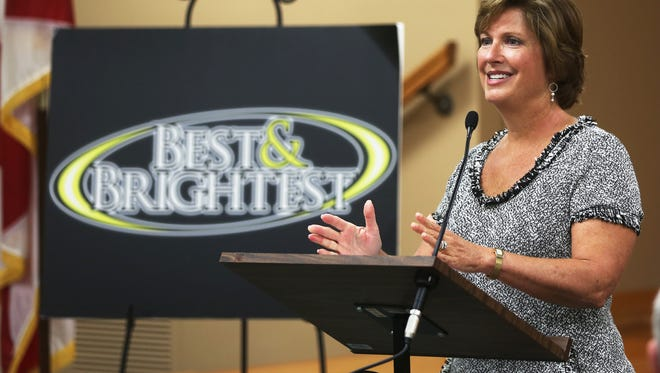 Laura Rogers is coordinator of the Best & Brightest Awards.