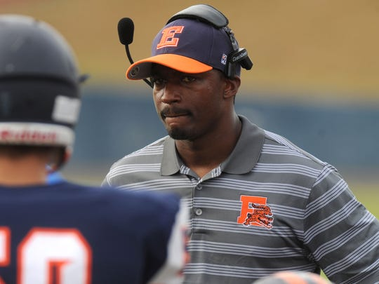 G.W. Carver first-year coach Willie Spears was named District 1-6A coach of the year in 2013 at Escambia.