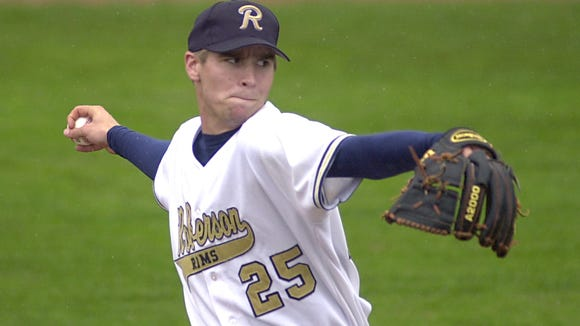 Kory Radford and the Roberson baseball team won a state championship at Doak Field in 2002.
