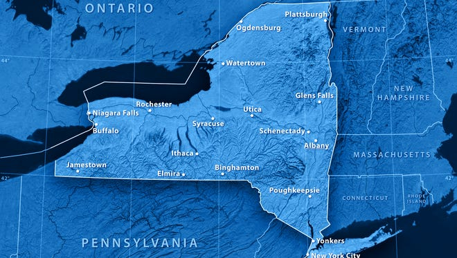 Upstate New York's population decline continues unabated.
