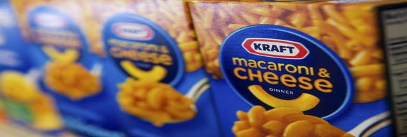 Kraft recalls 242,000 cases of mac and cheese