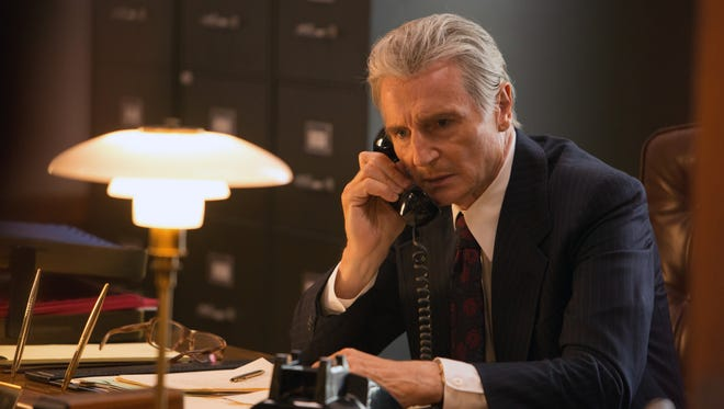 """Liam Neeson plays the title role in """"Mark Felt — The Man Who Brought Down the White House."""""""