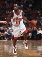 In 2002, Andre Collins (10) of the Maryland Terrapins