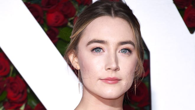 Saoirse Ronan attending the Tony Awards on June 12, 2016 in New York.