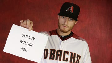 Pitcher Shelby Miller.