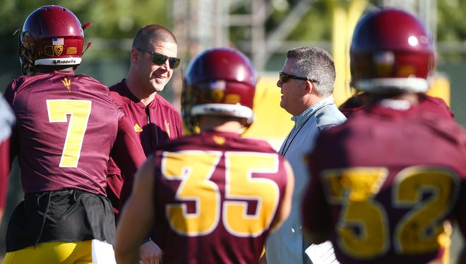 Billy Napier is the latest coach to leave ASU football.