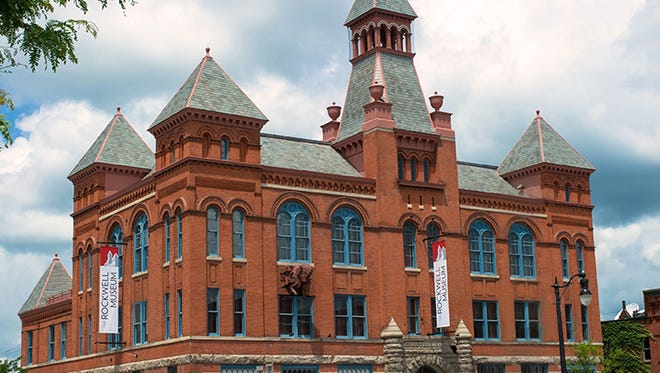 The Rockwell Museum in Corning.