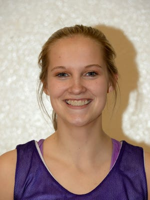 Hagerstown High School basketballHannah Rogers