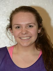 BRYTNI DALE Hagerstown Junior Dale led the Tigers to a TEC title with a team-high 292 digs and was second in the conference with 444 digs.