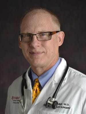Todd Demmy, CINJ Associate Chief Surgical Officer