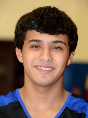 Centerville High School basketballDante Torres