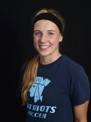 Erin Theiller, John Jay soccer