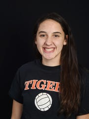 Jaclyn Smith, Pawling volleyball