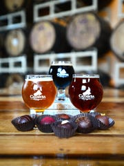 Catawba Brewing Co. is hosting a beer and chocolate