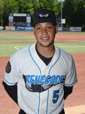 Number: 5Name: Jose RojasHometown: Santo Domingo, DRAge: 23Position: CatcherHeight: 6-0Weight: 175Bats: RightThrows: Right