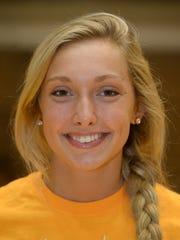 Richmond High School VolleyballLauren Pierce