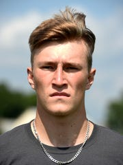 Tri-Village High School footballGavin Richards
