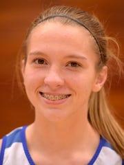 Centerville High School girls basketballCarlie Doolin